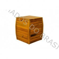 Banco Puff Ripas ( Cubo )