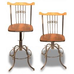 Cadeira de Ferro (ajustável)